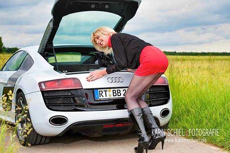 Marlene-Auto-blond