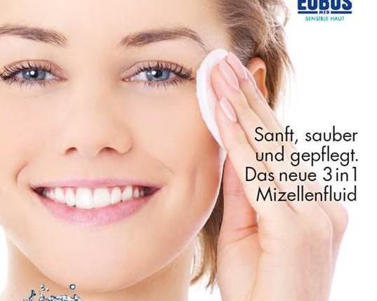 EUBOS Mizellen-Reinigungsfluid
