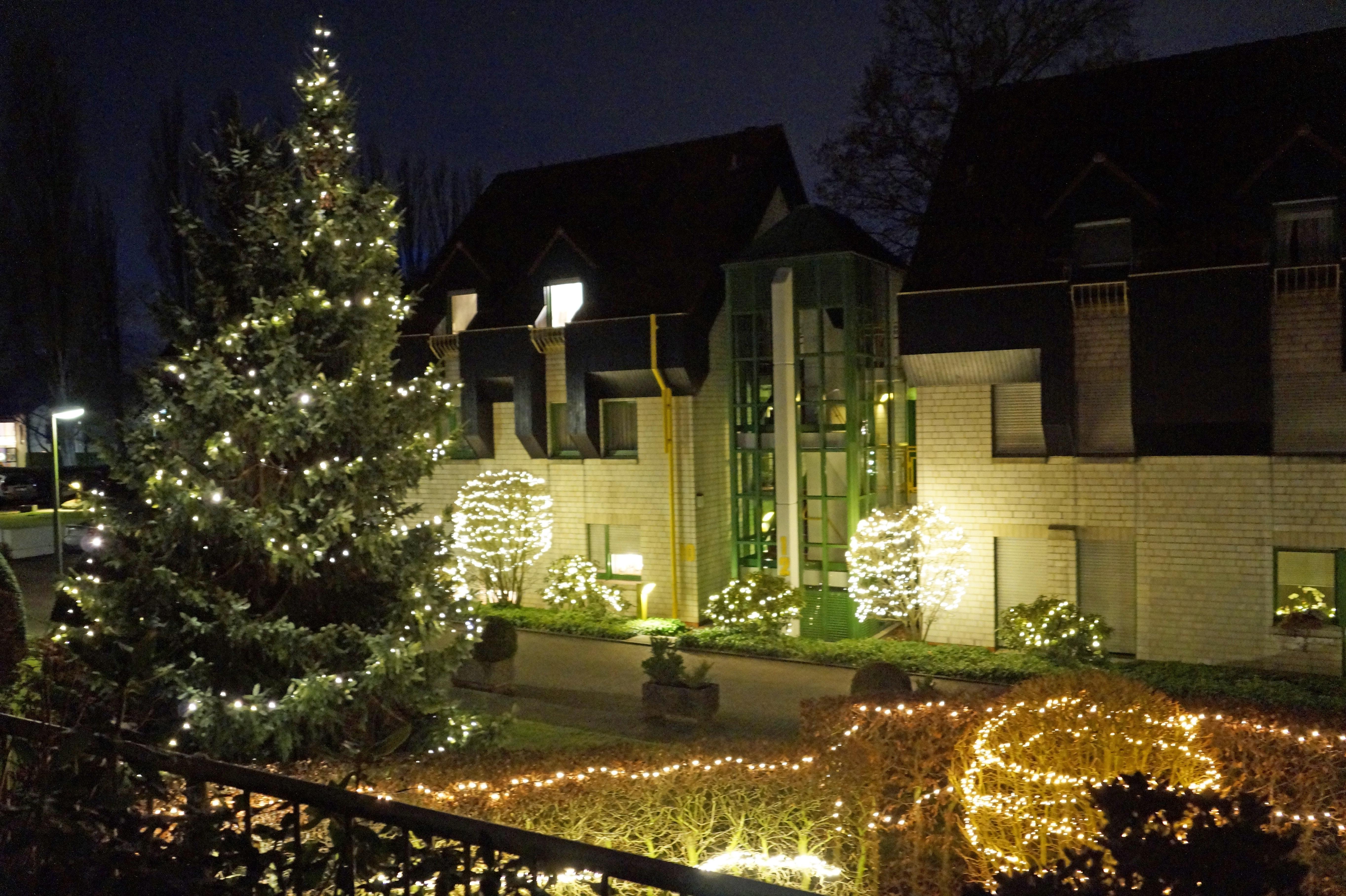 Weihnachtsaussicht